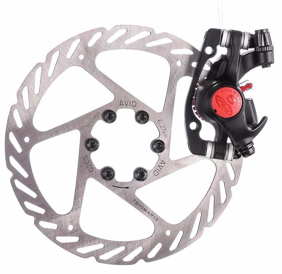 how to change avid bb5 brake pads